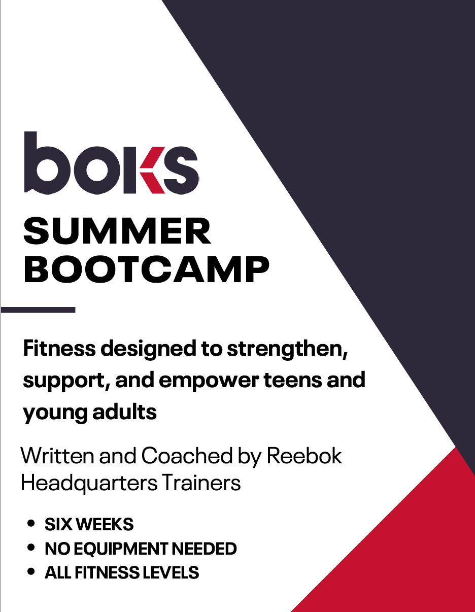 Summer bootcamp for teens