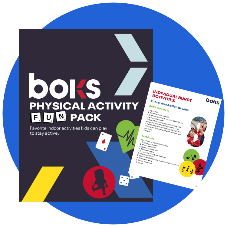 Physical Activity Fun Pack